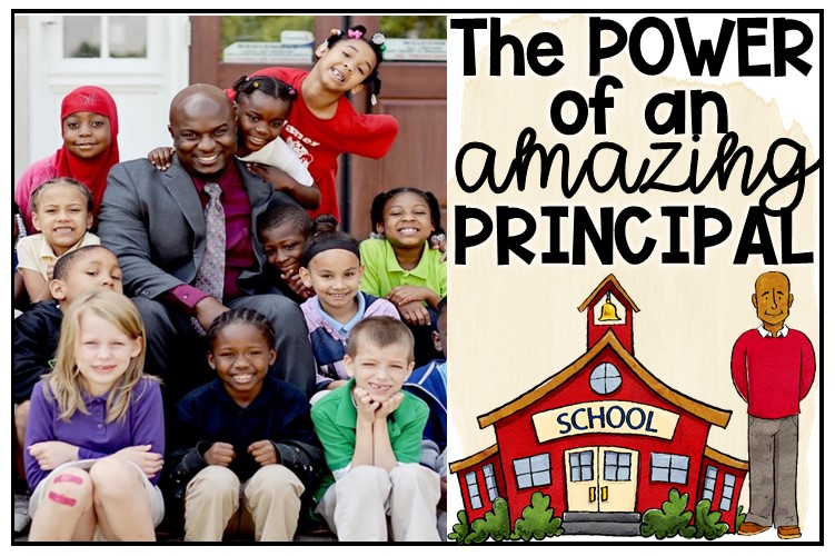 The Power of an Amazing Principal